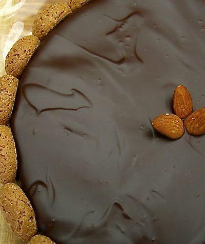 Dorie Greenspan's Chocolate Amaretti Torte