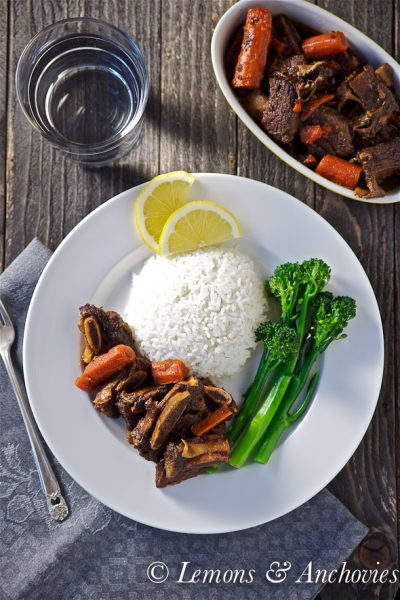 Slow Cooker Asian-Style Short Ribs