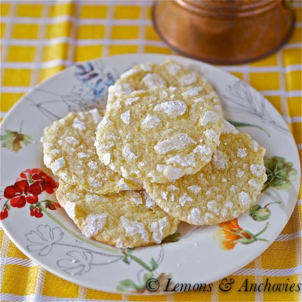 Lemon Cookies-4