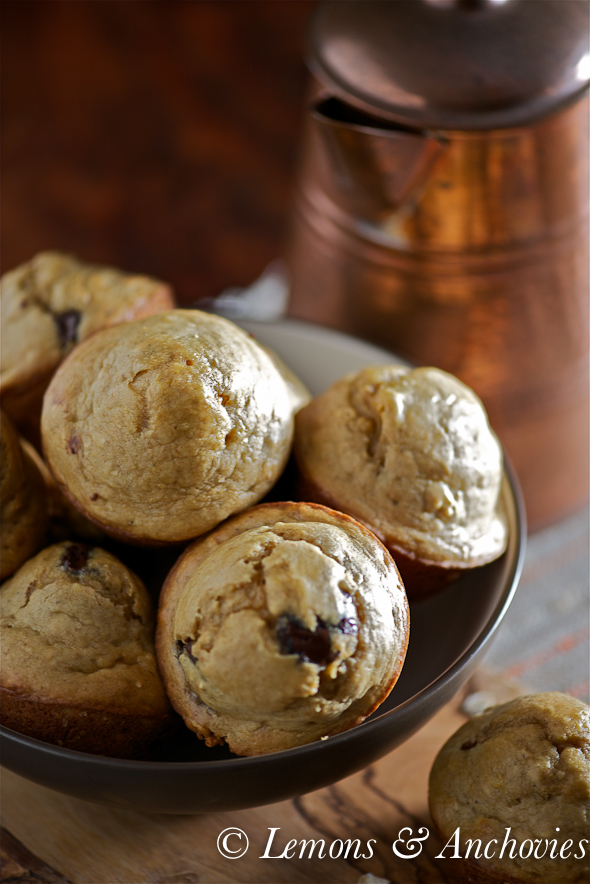 Peanut Butter-Chocolate Oat Muffins-3