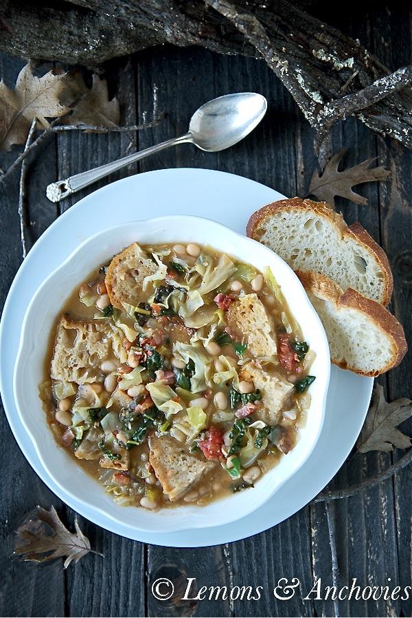 Ribollita (Rustic Tuscan Soup)