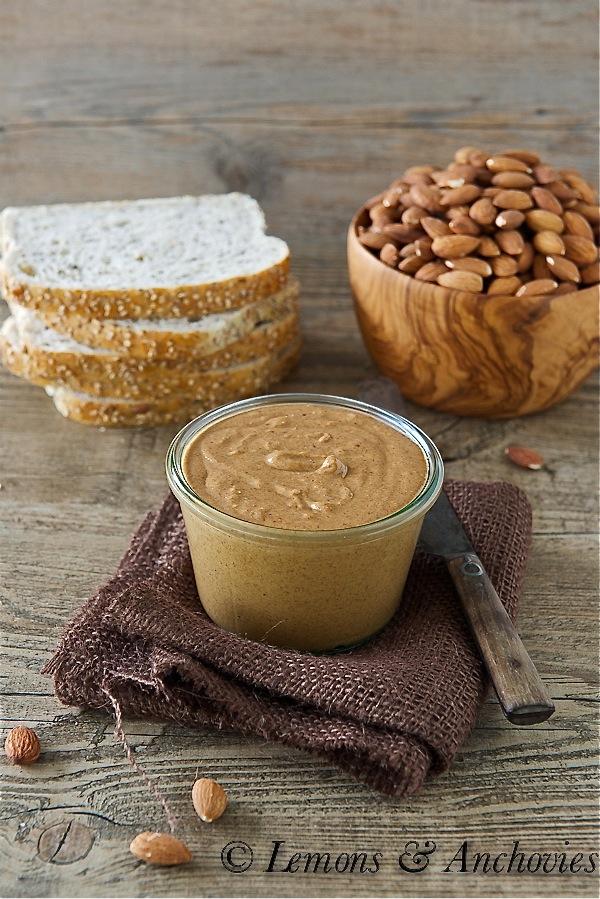 Homemade Almond Butter-5