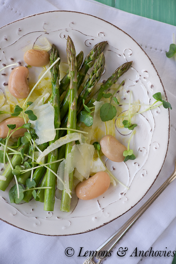 Peppery Spring Salad