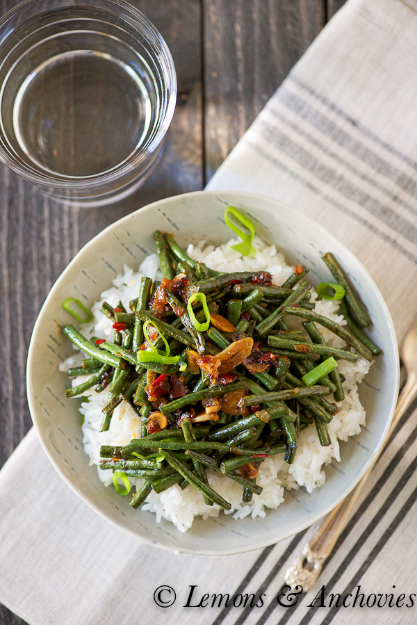 Stir-Fried String Beans-2