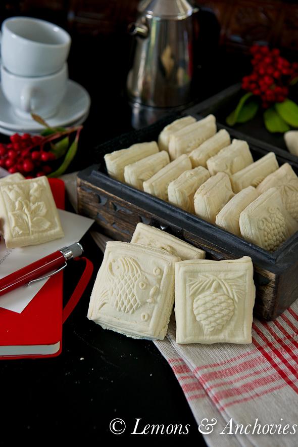 Springerle Cookies @lemonsanchovies