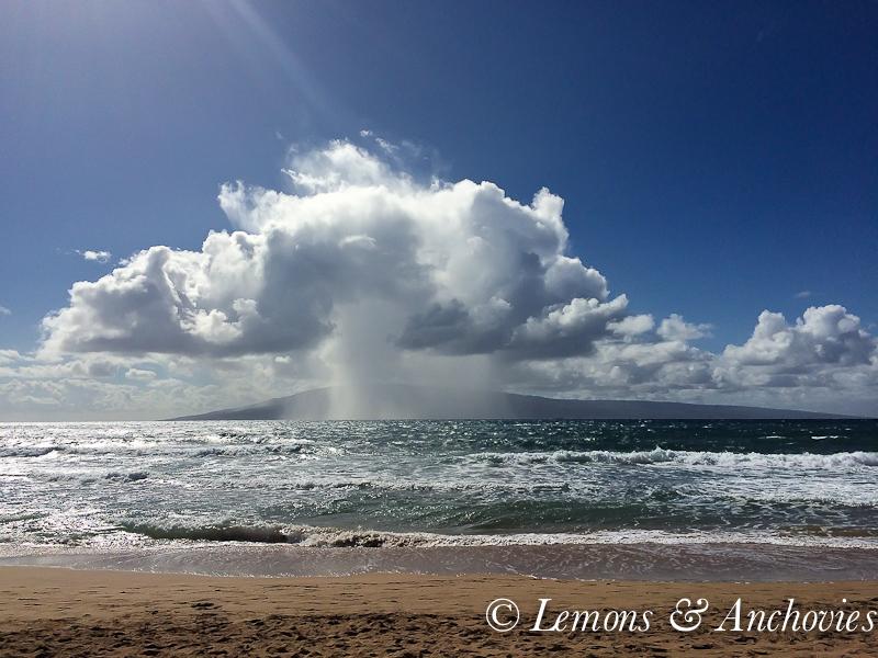 Rain Over Lanai