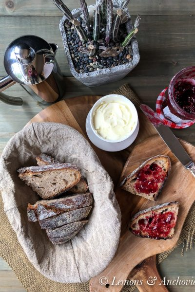 Sourdough Bread, Ken Forkish Method