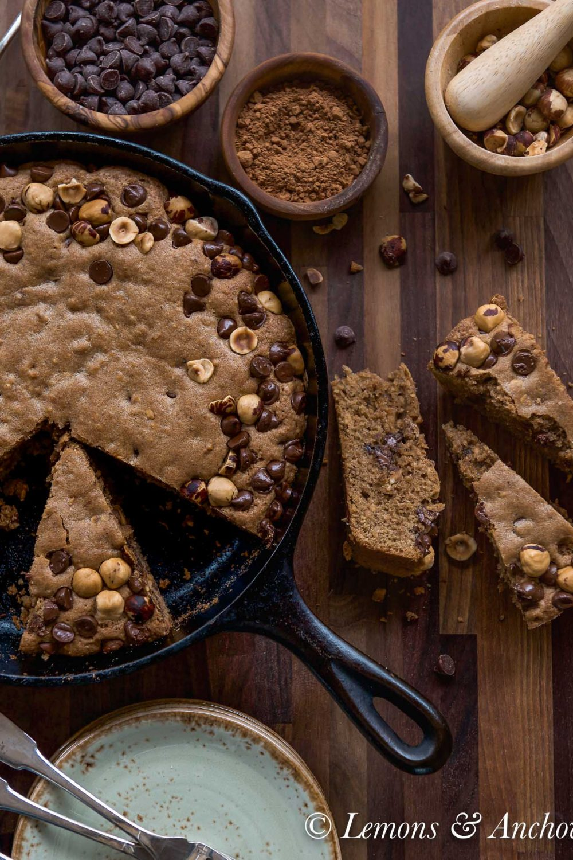 Chocolate Hazelnut Cake (Torta di Nocciole)