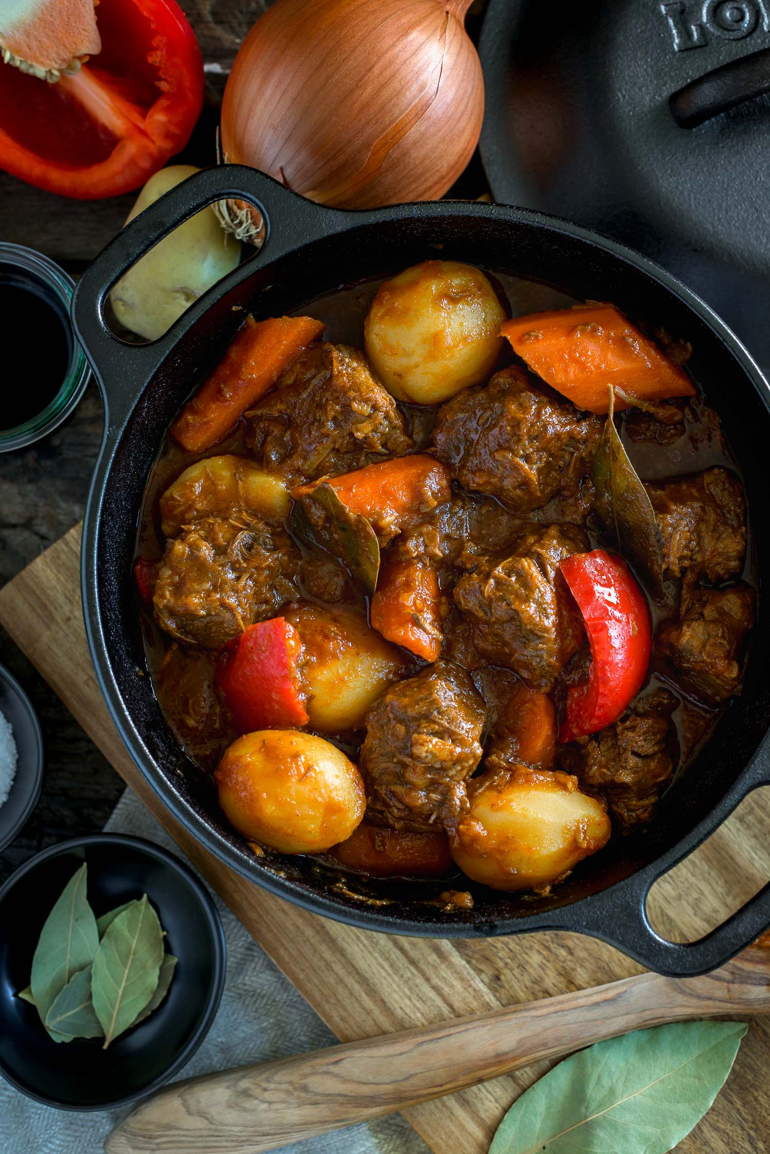 how to cook beef stew filipino style